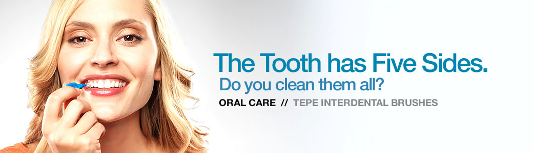 TePe Brushes: Interdental Brushes