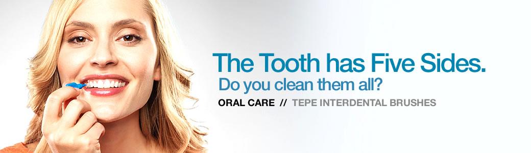 TePe Brushes: Interdental Brushes