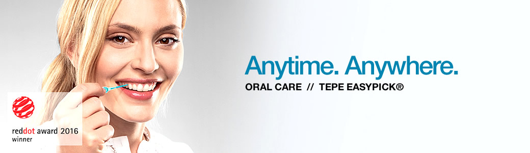 TePe Brushes: Interdental EasyPick